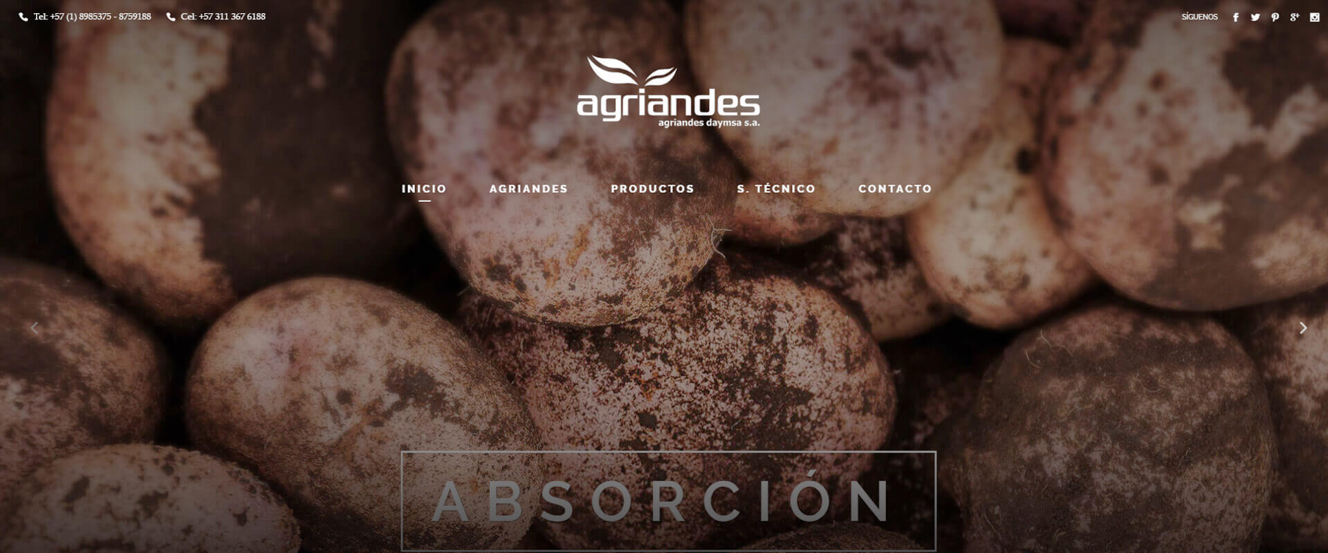 agriandes